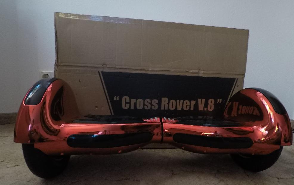 10 Zoll Hoverboard Crossrover V.8
