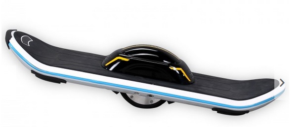 E-Balance Robway Hoverwheel X3 6,5 Zoll Seitenansicht