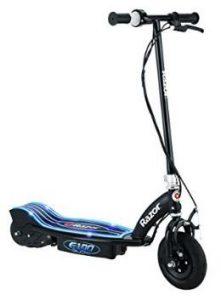 Razor Elektroroller E100 Glow Electric Scooter, Schwarz