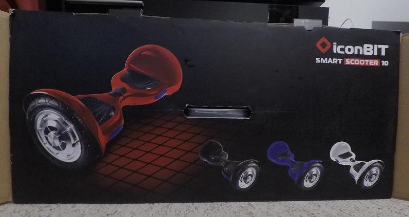 Iconbit Hoverboard 10 Zoll Karton
