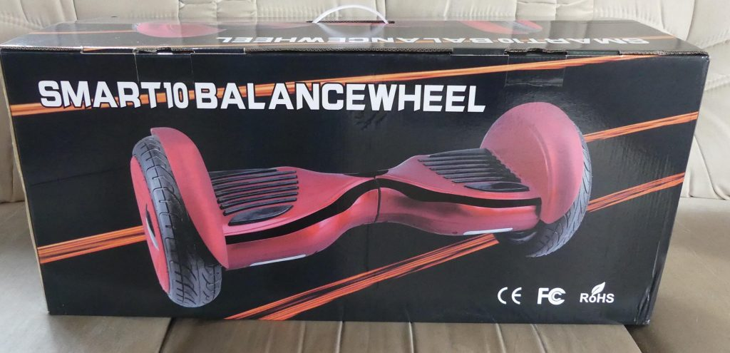 flitzer hoverboard 10 zoll im praxistest top oder flop. Black Bedroom Furniture Sets. Home Design Ideas