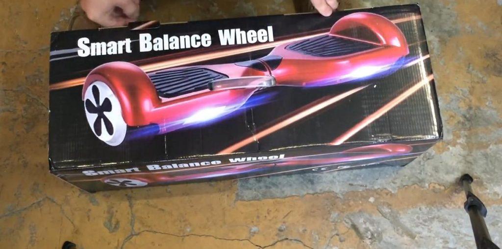 Windgoo Hoverboard OVP